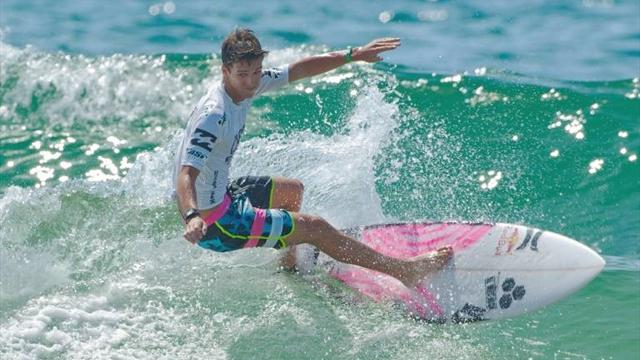 Geiselman beats brother at Azores Pro