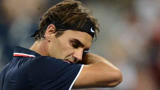 Federer wants break - Tennis