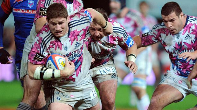 Paris dos au mur - Rugby - Top 14
