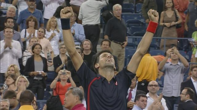 Djokovic till semi  - Tennis - US Open