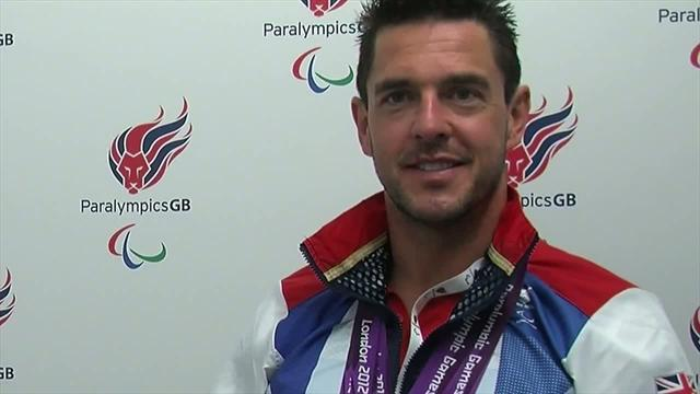 Colbourne's Paralympic medal pride