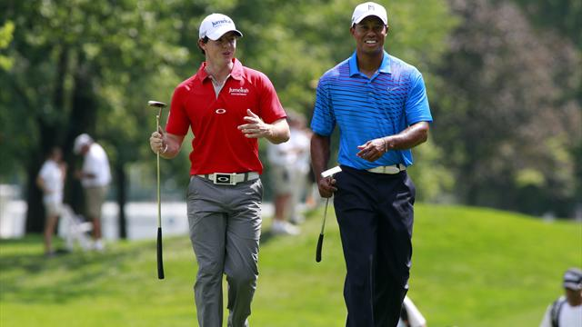 Rory doesn't scare Tiger - Golf