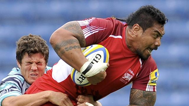 Welsh snatch first win - Rugby - Premiership