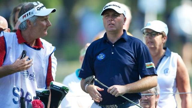 Clouds move in over BMW SA Open