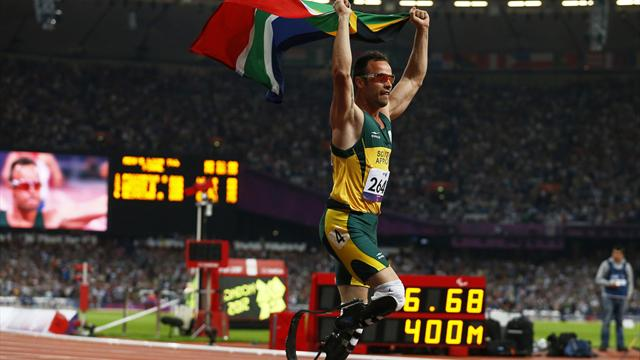 Pistorius wins final gold - Paralympics