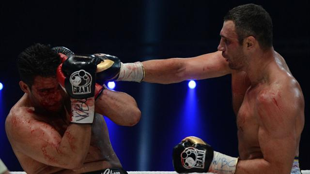 Klitschko defends belt  - Boxing