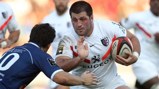 Toulouse cartonne - Rugby - Top 14