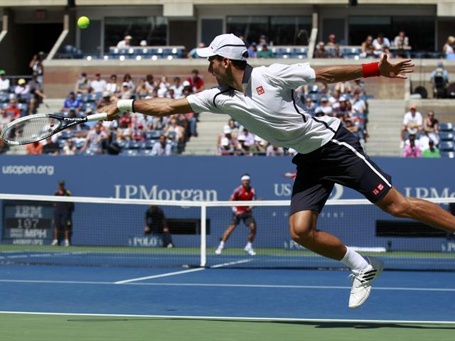Djokovic till final  - Tennis - US Open