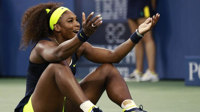 Williams vill vinna mer - Tennis - US Open