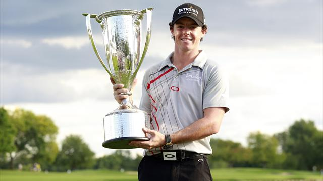 McIlroy wins again - Golf