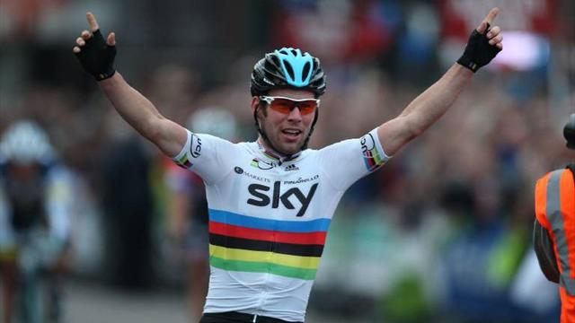 Cavendish wins - Cycling