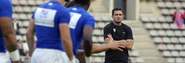 Interview Franck Azéma - Rugby - Top 14