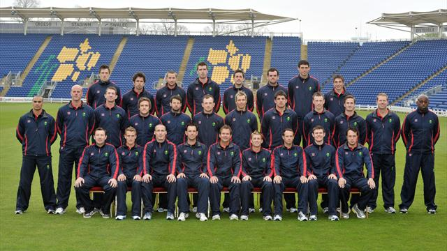 Glamorgan to drop Dragons name