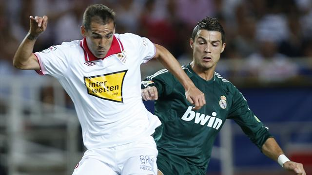 Madrid lose to Sevilla - Football - Liga