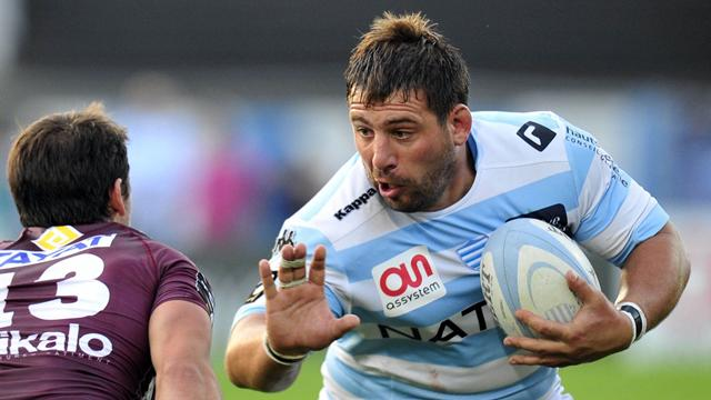 """Le Racing s'est rattrapé"" - Rugby - Top 14"