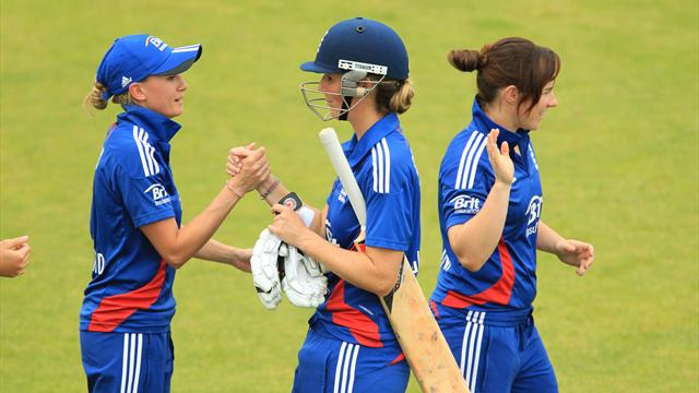 Windies women beat England - Cricket