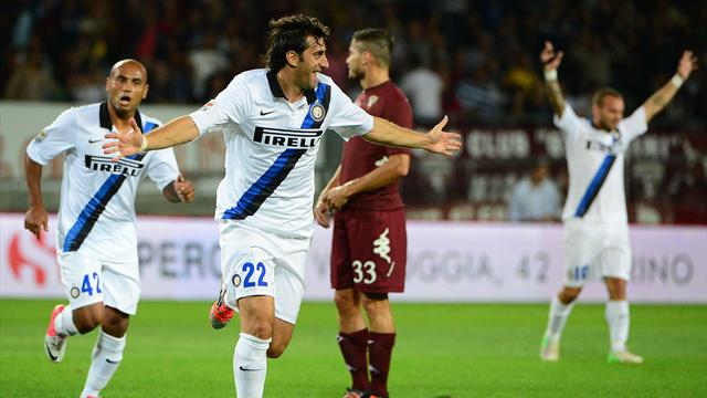 Inter win at Torino - Football - Serie A