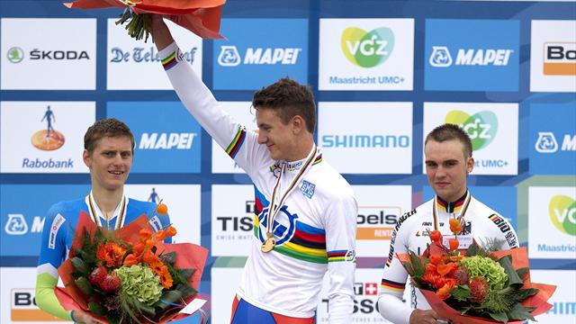 Svendsen wins - Cycling