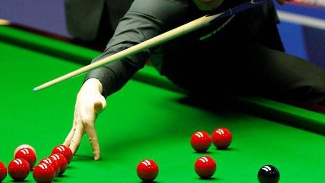 Robertson advances at Shanghai Masters