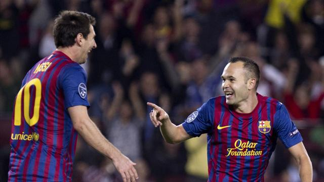 Iniesta appeals for help to save boyhood club