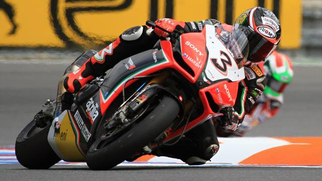Biaggi wins WSBK title - Superbikes