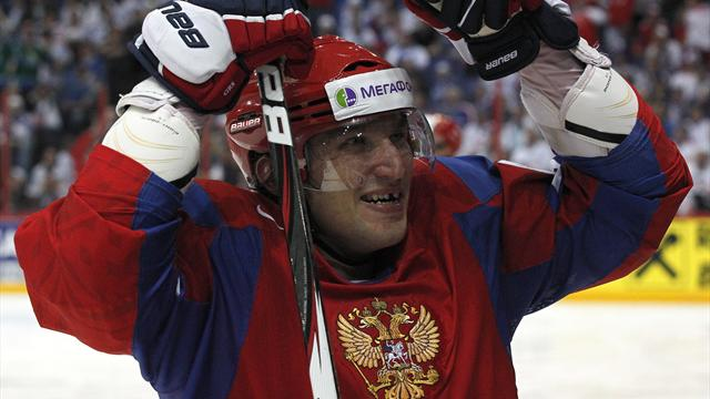 Ovechkin joins exodus - Ice Hockey - NHL
