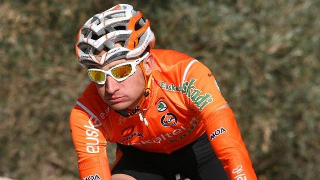 Euskaltel rider Cabedo killed in traffic accident