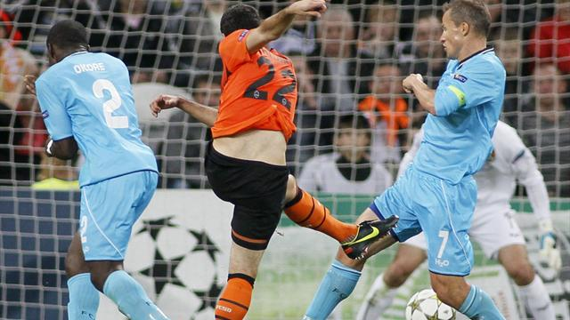 Mkhitaryan fires Shakhtar to opening win