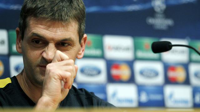 Vilanova cautiously happy - Football - Champions League