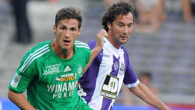 jeremy clement saint-etienne Ligue 1 2012
