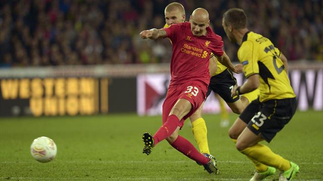 Farneruds Young Boys pressade Liverpool