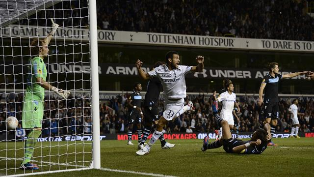 Spurs to settle for draw - Football - Europa League