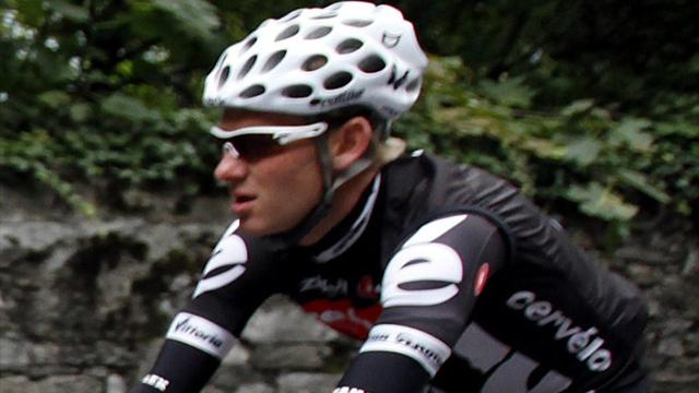 Rasch joins Team Sky - Cycling