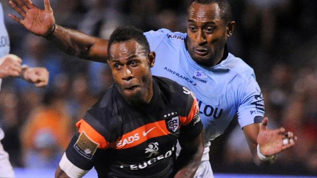 Toulouse hit back with win - Rugby - Top 14