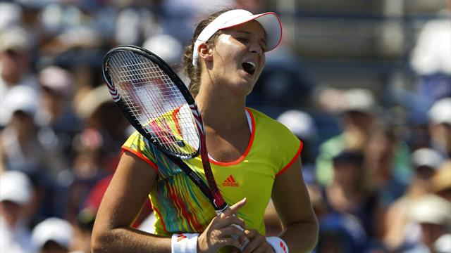Laura Robson loses dramatic Guangzhou final