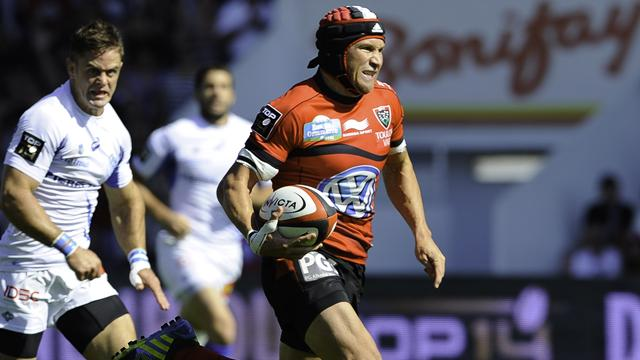 Toulon inarrêtable ! - Rugby - Top 14