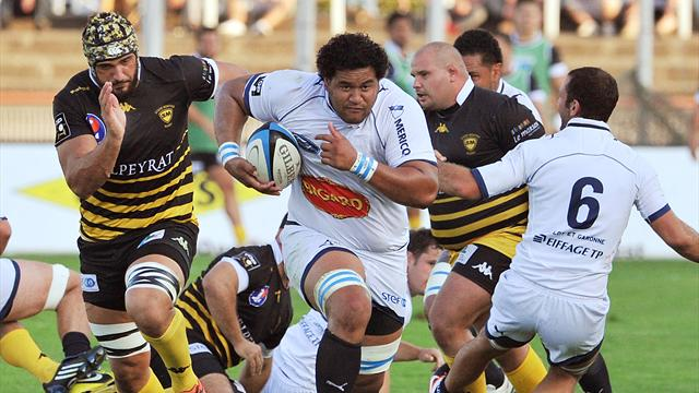 Agen enfonce MdM - Rugby - Top 14