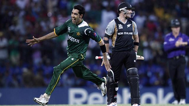 Pakistan beat New Zealand - Cricket