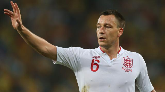 FA bemused by Terry move - Football - World Cup