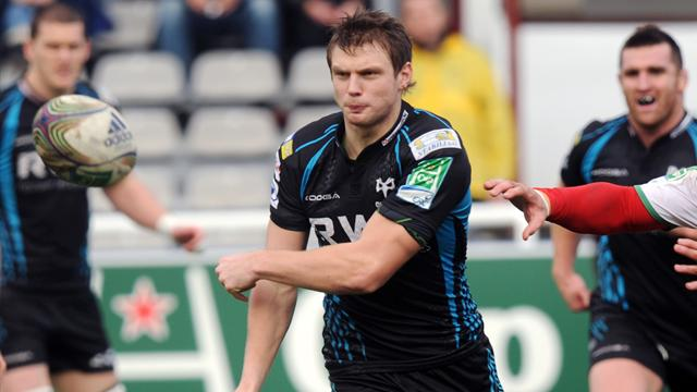 Les Ospreys se redressent  - Rugby - Celtic League