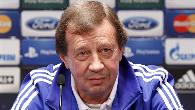Kiev sack Semin - Football - Champions League