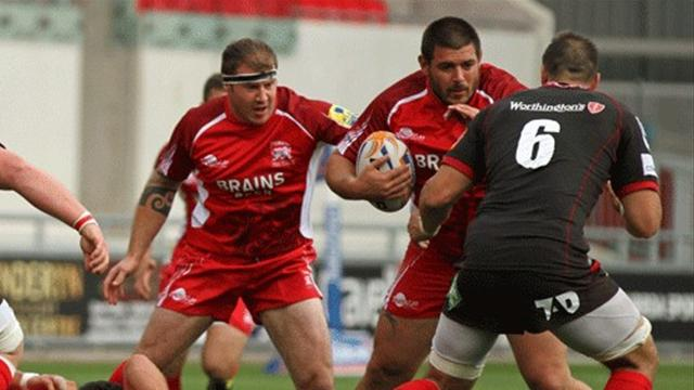 Incroyables London Welsh !