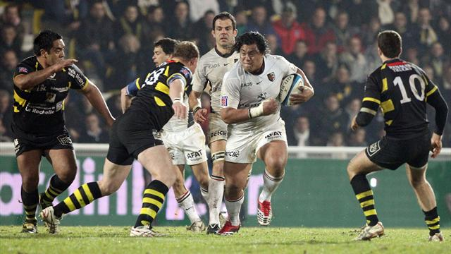 Johnston prêt à la guerre - Rugby - Top 14