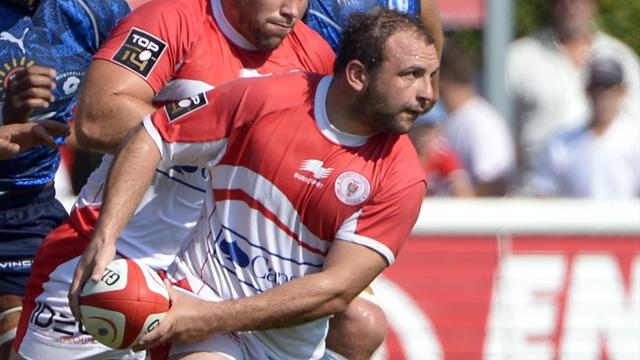 "Héguy: ""Un grand moment"" - Rugby - Top 14"