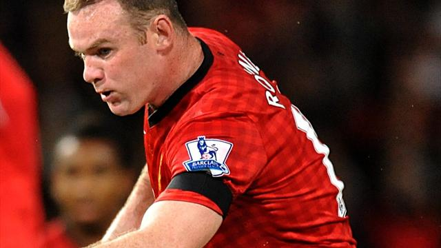 Wayne Rooney, Manchester United, September 2012 (PA Sport)