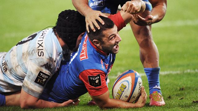 Grenoble comme un grand - Rugby - Top 14