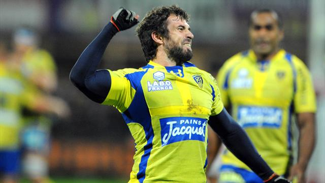 Clermont nouveau leader - Rugby - Top 14