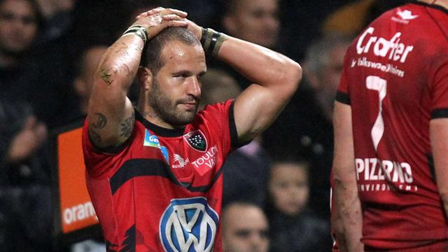 Toulon pas invincible - Rugby - Top 14