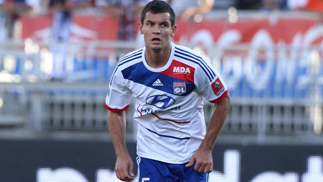 FOOTBALL 2012 Lyon - Lovren