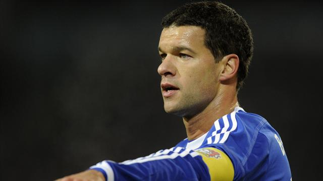 Ballack retires - Football - Bundesliga